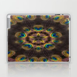 The Eye of the Peacock Laptop & iPad Skin