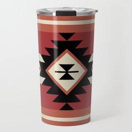 Aztec pattern 5 Travel Mug