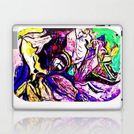 untiled work by Jennifer Henderson Laptop & iPad Skin