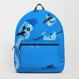 snowmen art150 Backpack