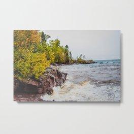 Temperance River State Park, Minnesota 10 Metal Print