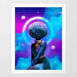 Nguvu Art Print