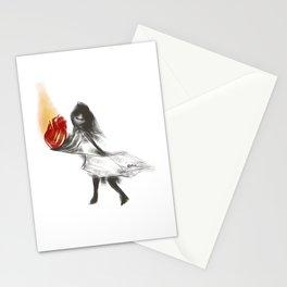 Venus in Aries Stationery Cards