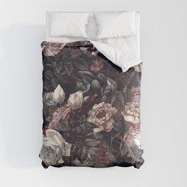 EXOTIC GARDEN - NIGHT III Comforters