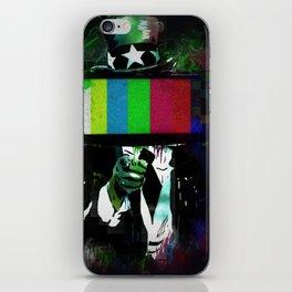 Uncle Brainwash iPhone Skin