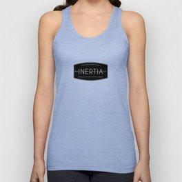 Inertia Logo Unisex Tank Top