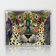leopard queen Laptop & iPad Skin