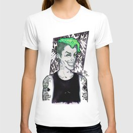 Punk Joker T-shirt