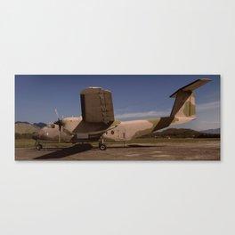 C-115 Bufallo Canvas Print