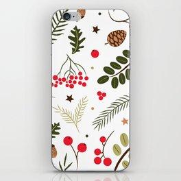Nature pattern iPhone Skin