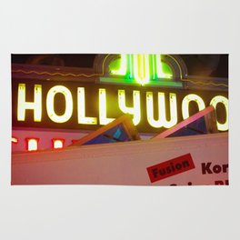Hollywood Neon Rug