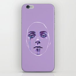 Masks We Wear iPhone Skin