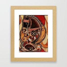 Chariot II Framed Art Print
