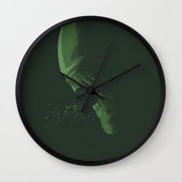Alien (II) Wall Clock