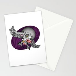 Mutant Zoo - Cowl Stationery Cards