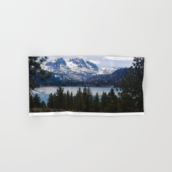 June Lake Hand & Bath Towel