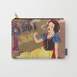 Snow White Girl Carry-All Pouch