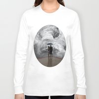 storm Long Sleeve T-shirts featuring Storm by Cs025