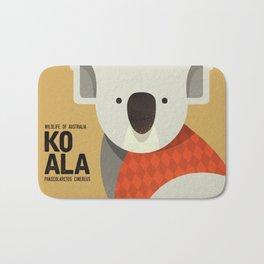 Hello Koala Bath Mat