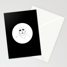 Lou Reed B & W Stationery Cards