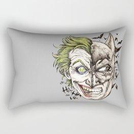 EvilGood Rectangular Pillow