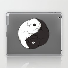 Yin & Yang Laptop & iPad Skin