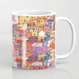 Seamless Cinque Terre Coffee Mug