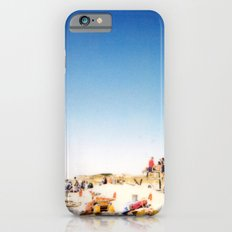 New York Summer at the Beach #1 iPhone 6s Slim Case