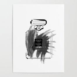 Black perfume #2 Poster