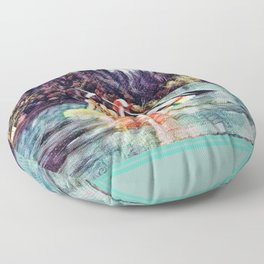 Paddle Floor Pillow