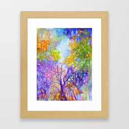 Sunshine Due Framed Art Print