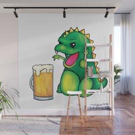 Idzilla Demands Lager Wall Mural