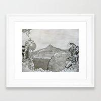 renaissance Framed Art Prints featuring Renaissance  by Joanna Rockwell