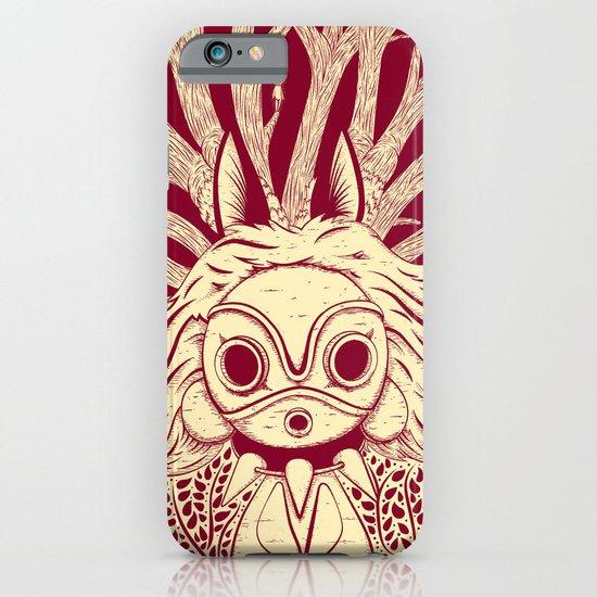 Princess Mononoke iPhone & iPod Case