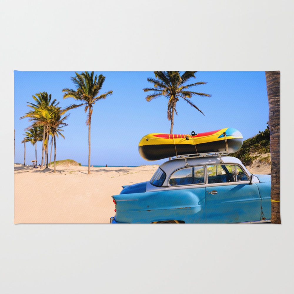 Vacation Day Rug by Janiasko RUG7924279