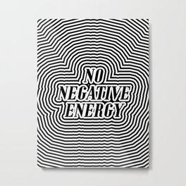 not to be new agey Metal Print