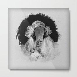 Bride IV Metal Print