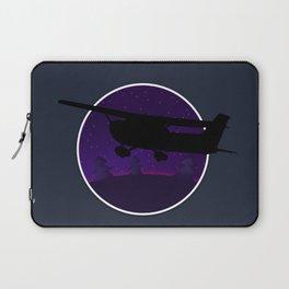 Night Flight Laptop Sleeve