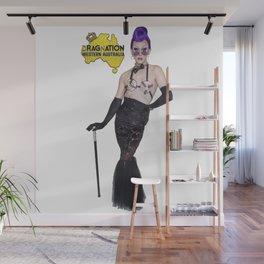 Cougar Morrison WA Dragnation Wall Mural
