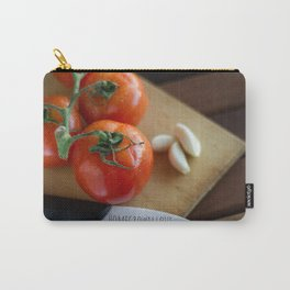 Home-grown tasty tomatoes Carry-All Pouch