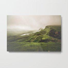 Over the Sea to Skye Metal Print