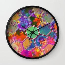 honey for free Wall Clock