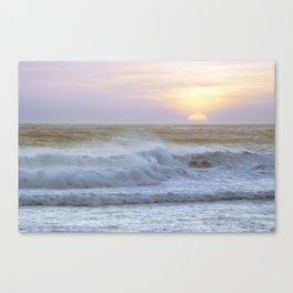 Pacific Ocean Seascape #71 by Murray Bolesta Canvas Print