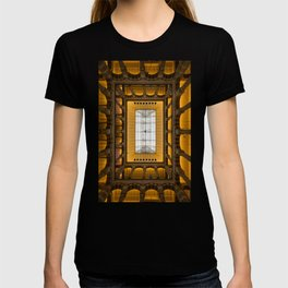 Amsterdam Shopping Center Lobby Architecture T-shirt