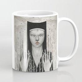 Forest Girl Coffee Mug