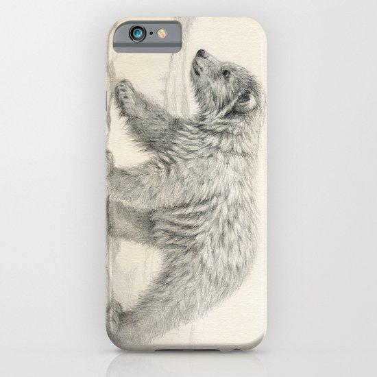 Polar bear's cub iPhone & iPod Case