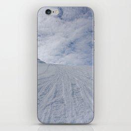 Whittier's backyard iPhone Skin