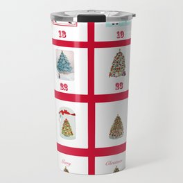 Advent Calendar Day 17 to 25 Travel Mug