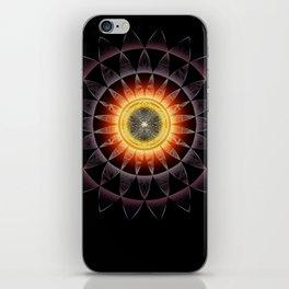 Black Hole Sun2018 iPhone Skin