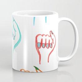 We Won't Go Back Coffee Mug